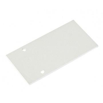 Заглушка для магнитного шинопровода Donolux Cap DLM/White