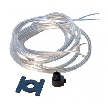 Электрический провод с гермовводом для магнитного шинопровода Donolux Wire DLM/X 6m