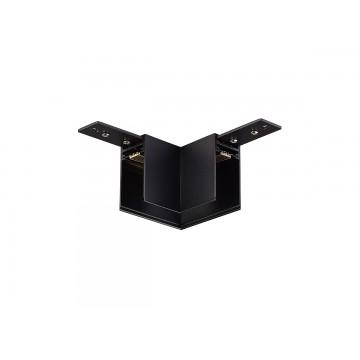 Соединитель для магнитного шинопровода Donolux Magic Track L corner DLM/Black