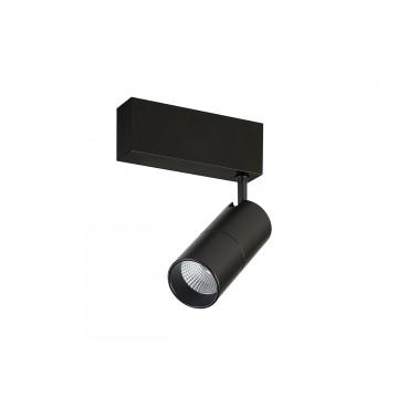 Светодиодный светильник для магнитной системы Donolux Heck DL18789/01M Black 4000K, LED 10W (дневной)