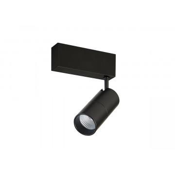Светодиодный светильник для магнитной системы Donolux Heck DL18789/01M Black 4000K, LED 10W 4000K 800lm