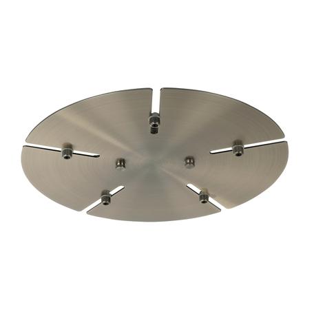 База для подвесного монтажа светильника Crystal Lux 0991/031, бронза, металл