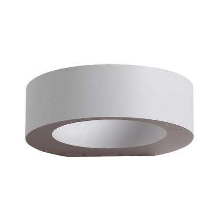 Настенный светодиодный светильник Crystal Lux CLT 135W WH 1400/473, LED 6W 3000K 360lm CRI>80, белый, металл