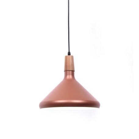 Подвесной светильник Lumina Deco Bafido LDP 7754-B R.GD, 1xE27x40W