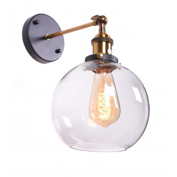 Потолочный светильник с регулировкой направления света Lumina Deco Navarro LDW 6802 PR, 1xE27x40W