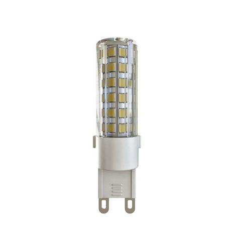 Светодиодная лампа Voltega 7034 JC G9 6W, 2800K (теплый) 220V, гарантия 2 года