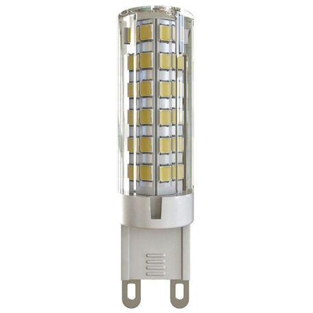 Светодиодная лампа Voltega Simple 7036 капсульная G9 7W, 2800K (теплый) 220V, гарантия 2 года