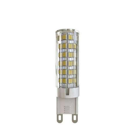 Светодиодная лампа Voltega Simple 7037 капсульная G9 7W, 4000K 220V, гарантия 2 года