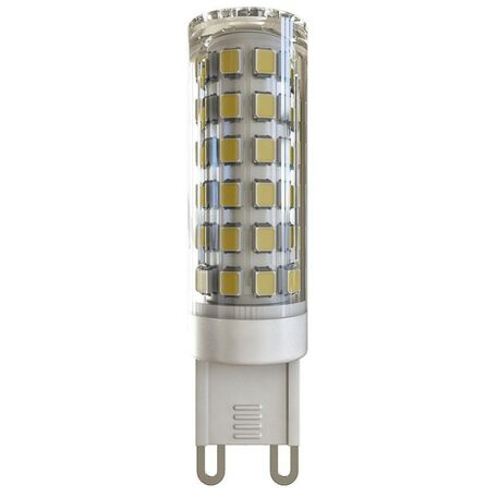 Светодиодная лампа Voltega Simple 7038 капсульная G9 10W, 2800K (теплый) 220V, гарантия 2 года