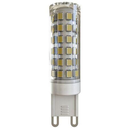 Светодиодная лампа Voltega Simple 7039 капсульная G9 10W, 4000K 220V, гарантия 2 года
