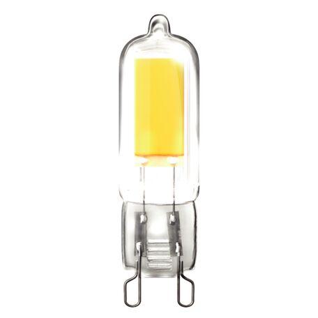 Светодиодная лампа Voltega Simple 7089 капсульная G9 3,5W, 4000K (дневной) 220V, гарантия 2 года