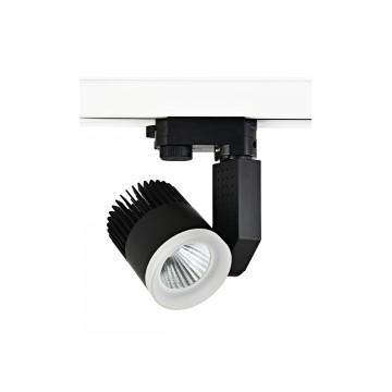 Светодиодный светильник для шинной системы Donolux Pro-Track DL18761/01 Track B 12W 45, LED 12W 3000K 1200lm
