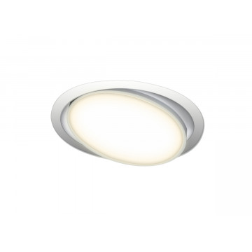 Светодиодная панель Donolux Moon DL18813/23W White R, LED 23W 3000K 1840lm, белый