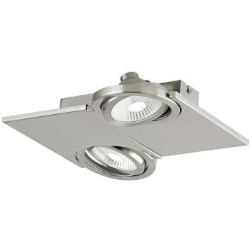 Настенно-потолочный светильник с регулировкой направления света Eglo Brea 39248