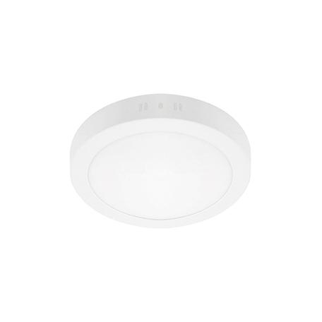 Потолочный светодиодный светильник Lightstar Zocco 323062, IP40, LED 6W 3000K 300lm, белый, металл с пластиком