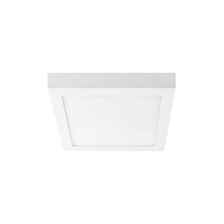 Потолочный светодиодный светильник Lightstar Zocco 324062, IP40, LED 6W 3000K 300lm, белый, металл с пластиком