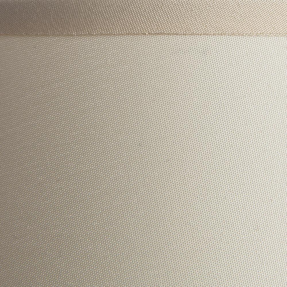Подвесная люстра Divinare Candela 1162/01 LM-5, 5xE14x40W, черный с никелем, бежевый, металл, текстиль - фото 4