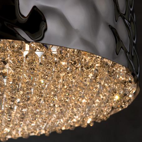 Подвесная люстра Divinare Paola 2002/01 SP-6, 6xG9x25W, хром, металл, металл с хрусталем - миниатюра 5