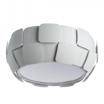 Потолочный светильник Divinare Beata 1317/11 PL-4, 4xE14x13W, белый, пластик