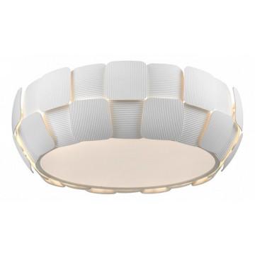 Потолочный светильник Divinare Beata 1317/01 PL-4, 4xE27x24W, белый, металл, пластик