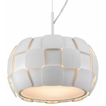 Подвесной светильник Divinare beata 1317/01 SP-3, 3xE27x24W, белый