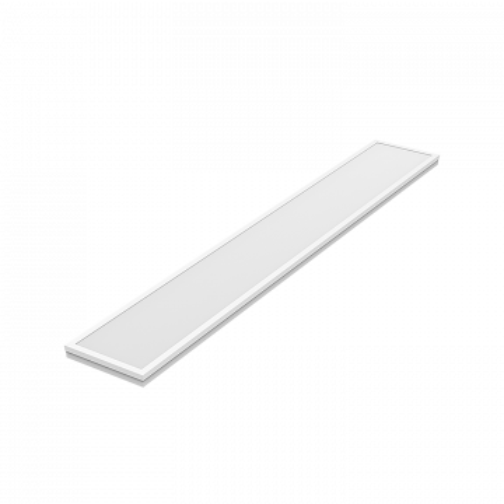 Светодиодная панель для встраиваемого или накладного монтажа Gauss 860125336, LED 36W 6500K 2470lm CRI>70, белый, пластик