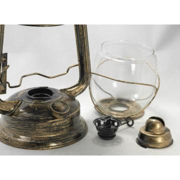 Подвесной светильник Lussole Loft Anchorage LSP-9518, IP21, 1xE27x60W, бронза, прозрачный, металл, металл со стеклом - миниатюра 2