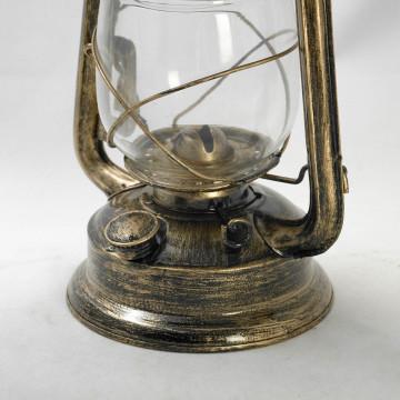 Подвесной светильник Lussole Loft Anchorage LSP-9518, IP21, 1xE27x60W, бронза, прозрачный, металл, металл со стеклом - миниатюра 3