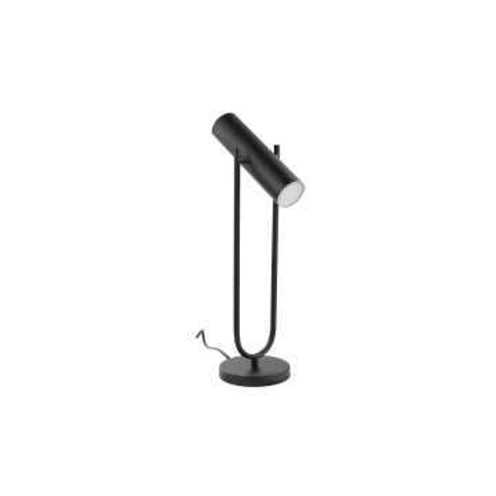 Настольная лампа Donolux T111022/1black, 1xGU10x9W