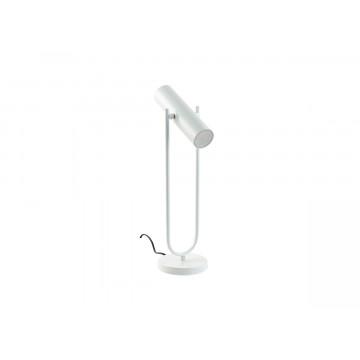 Настольная лампа Donolux T111022/1white, 1xGU10x9W