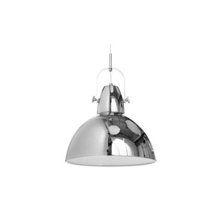 Подвесной светильник Zumaline Cande TS-110611P-CH, 1xE27x60W, хром, металл