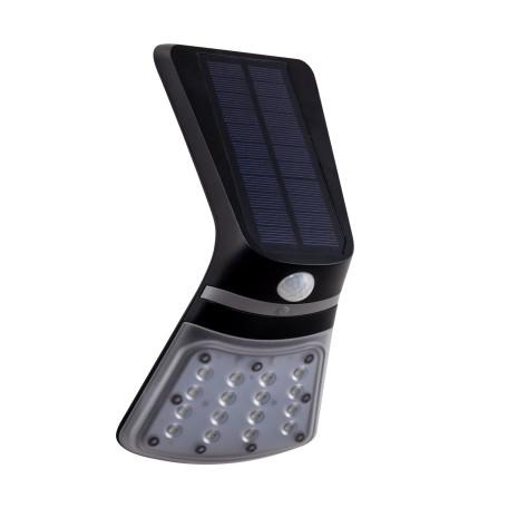 Настенный светодиодный светильник Eglo Lamozzo 1 98758, IP44, LED 2W, черный, пластик
