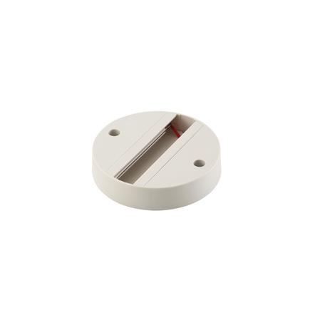Шинопровод Crystal Lux CLT 0.213 01 WH 1408/023, белый, металл