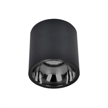 Потолочный светодиодный светильник Citilux Старк CL7440111, LED 12W 3500K 960lm, черный, металл