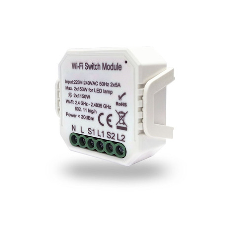 Wi-Fi-адаптер Denkirs RL1000 RL1002-SM