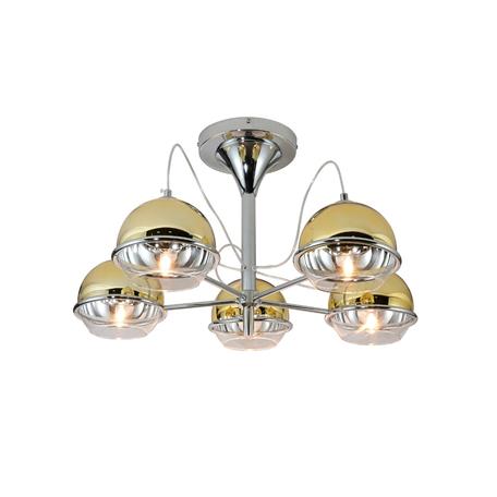 Потолочная люстра Lumina Deco LDC 1029-5 GD
