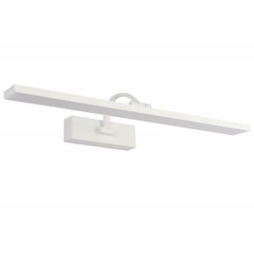 Настенный светодиодный светильник для подсветки картин и зеркал Kink Light Проекция 6457-1,01 4000K (дневной)