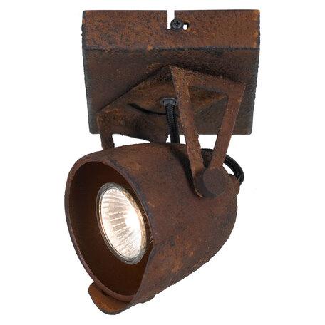Потолочный светильник с регулировкой направления света Lussole Loft Montgomery LSP-9506