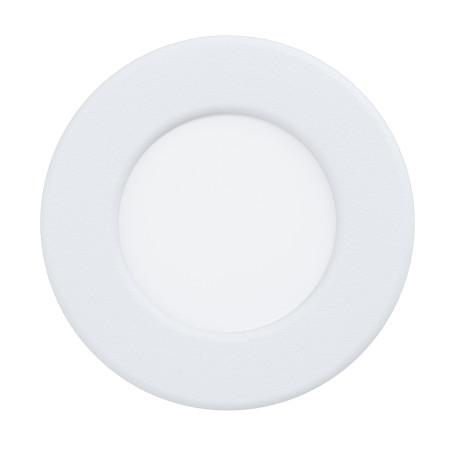 Светодиодный светильник Eglo Fueva 5 99202, IP44, LED 2,7W 3000K 300lm, белый, металл с пластиком, пластик с металлом