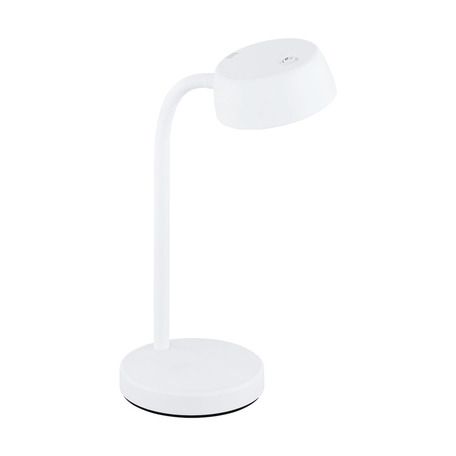 Светодиодный светильник Eglo Cabales 99334, LED 4,5W 3000K 500lm, белый, пластик