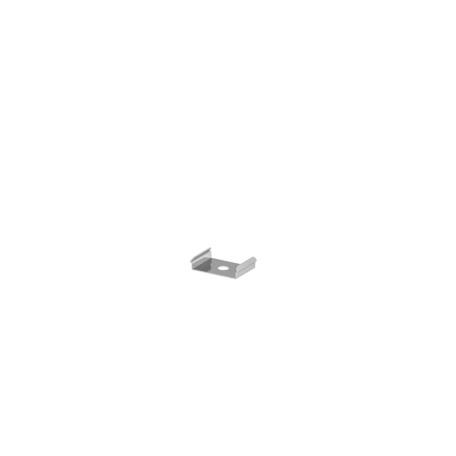Монтажная клипса для профиля для светодиодной ленты SLV GRAZIA 10 1000487, сталь