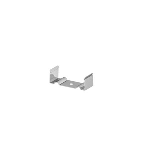 Монтажная клипса для профиля для светодиодной ленты SLV GRAZIA 20 1000537, сталь