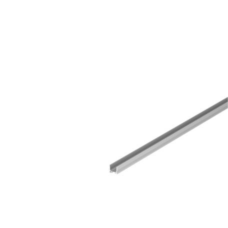Профиль для светодиодной ленты без рассеивателя SLV GRAZIA 10 1000463, алюминий, металл