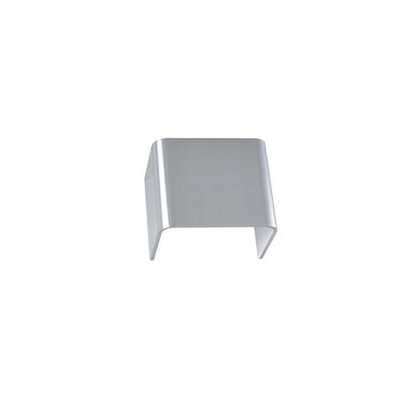Плафон SLV MANA 120 1000619, алюминий, металл
