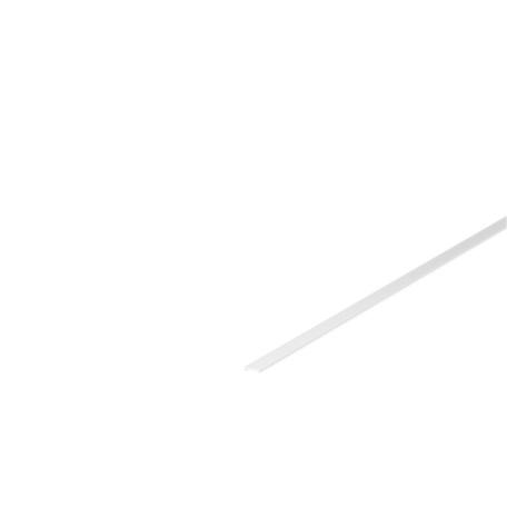 Рассеиватель для светодиодной ленты SLV GRAZIA 10 1000469, белый, пластик