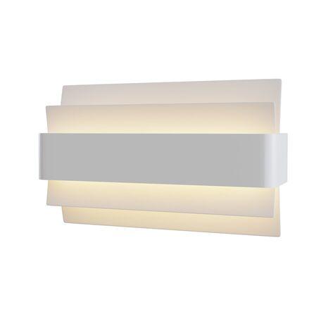 Настенный светодиодный светильник Maytoni Technical Encanto C043WL-L16W3K, LED 16W 3000K 800lm CRI80, белый, металл