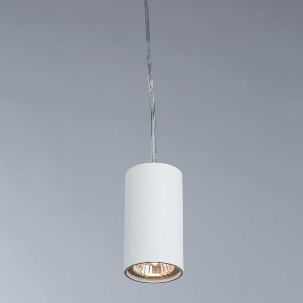 Подвесной светильник Divinare Gavroche Sotto 1359/03 SP-1, 1xGU10x50W, белый, металл - фото 2