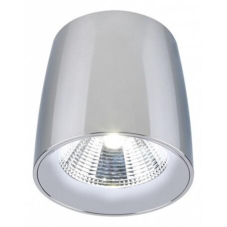 Потолочный светильник Divinare Gamin 1312/02 PL-1 4000K (дневной), хром, металл