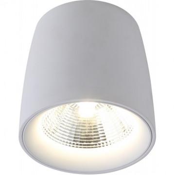 Потолочный светодиодный светильник Divinare Gamin 1312/03 PL-1, белый, металл