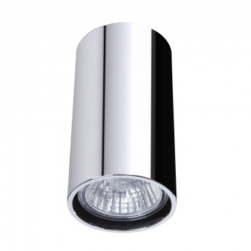Потолочный светильник Divinare Gavroche 1354/02 PL-1, 1xGU10x50W, хром, металл